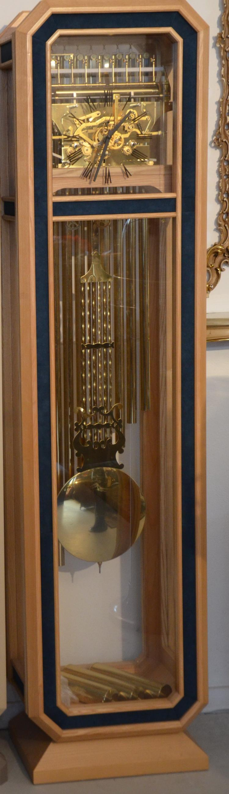 Designer Clock with 9 Chimes