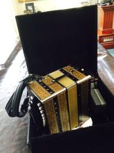 Great self playing Hofbauer Accordion