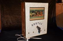 BRUTUS, historical German amusement machine