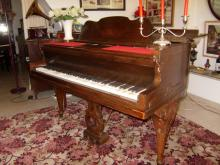 STECK Duo-Art Grand Piano