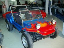 VW Swiss Buggy, Convertible, 1976