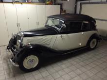 Mercedes 170V, 1938