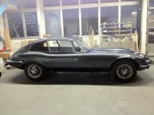 Jaguar E-Type Coupé, RHD, 1973