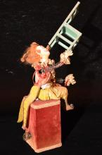 Clown Acrobat, Musical Automaton