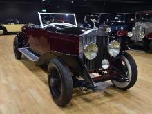 Rolls Royce Phantom II, 8 GY Chassis, 1929