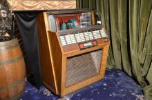 Seeburg Jukebox Select-o-matic 100