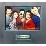 Backstreet Boys Autographed Photo