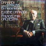 Eugene Ormandy Autographed Album