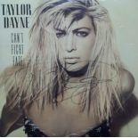 Taylor Dayne Autographed Album