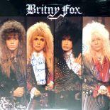 Britny Fox Autographed Album