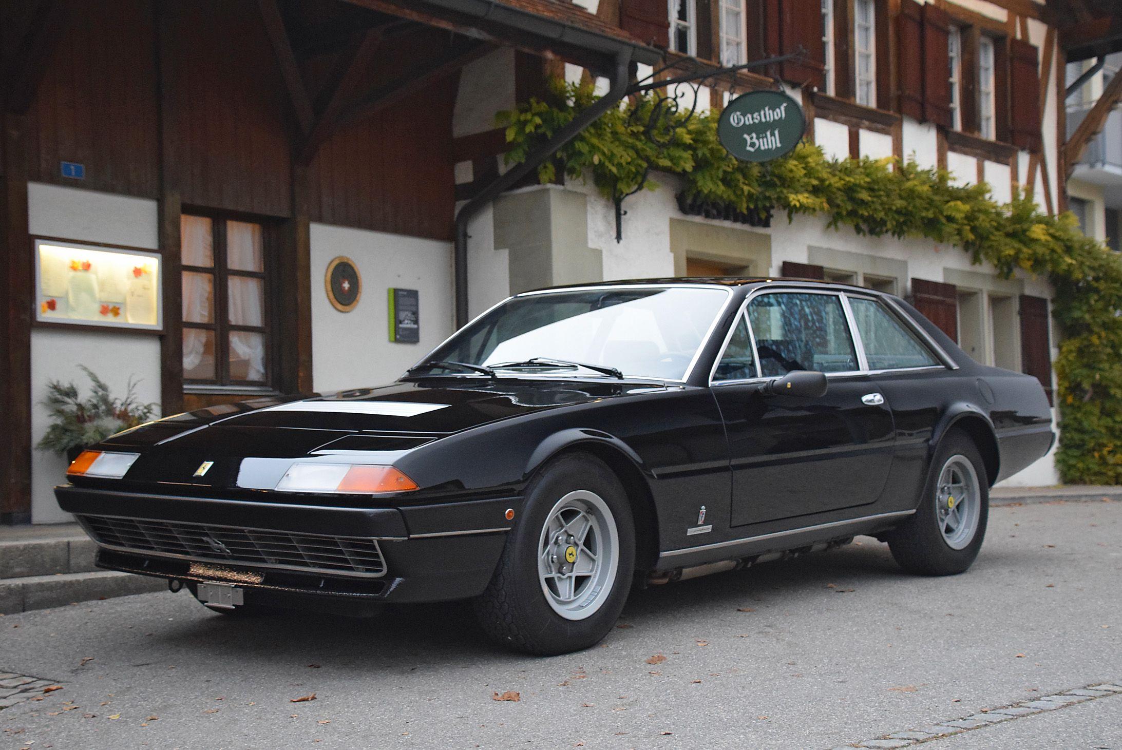 Ferrari 400 Gt 1979 Auktionen Preisarchiv