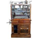 Popcorn Machine Model No. 3E.