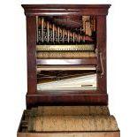 32er Souchette Frères cabinet organ