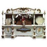 German Fairground Organ converted by the Stinson Organ Company