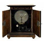 A 9½in Brittania Disc Musical Box in an upright case.