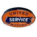 Service Sign Neon Advertising Lamp