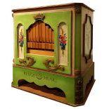 """Reuge Music """"Monkey Organ"""""""