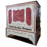 33key Trumpet Monkey Barrel Organ W. Holl Berlin-Bremen
