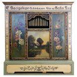 40key Bacigalupo barrel organ