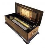 Quatuor Cylinder Musical Box by Paillard.