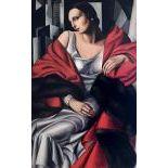 de Lempicka, ˝Portrait de Madame Boucard˝