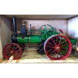 Davey-Paxman general purpose agricultural traction engine