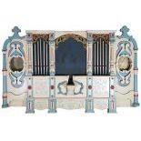 Bruder/Voight model 107 roll  playing organ