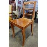 2 pieces simple Chairs