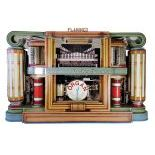 105-Mortier/Decap Antwerpen Flamingo dance organ