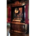 62-key Barrel Orchestrion from the Black Forest/Vienna