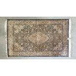 Ghom Silk Carpet