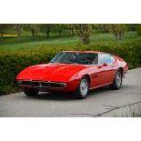 Maserati Ghibli 4700, 1969