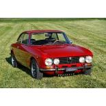 Alfa Romeo 2000 GTV Bertone, 1972