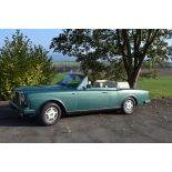 Bentley Continental Drophead, 1988