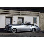 Rolls-Royce Silver Cloud II Convertible Mulliner, 1961