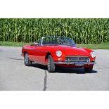 1967 MG B Roadster