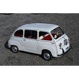 1967 Fiat 600 D Multipla