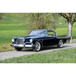 1957 Studebaker Golden Hawk Supercharged