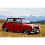 1967 Morris Mini Cooper 1275 S Mk 1