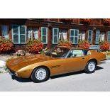 1968 Maserati Ghibli 4700