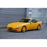 1993 Porsche 968 CS