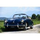 1960 Porsche 356 B 1600 Super Cabriolet