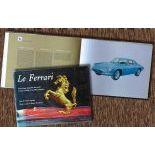Le Ferrari book