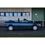 Rover 216 Cabriolet, 1993