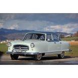 Nash Rambler Custom Sedan, 1954
