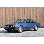 BMW 745i E23, 1984