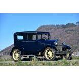 Ford A Tudor Sedan, 1928
