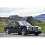 Bentley Arnage T, 2003