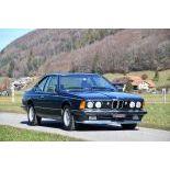 BMW 635 CSi, 1982