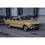 Rover P6 3500 V8, 1972